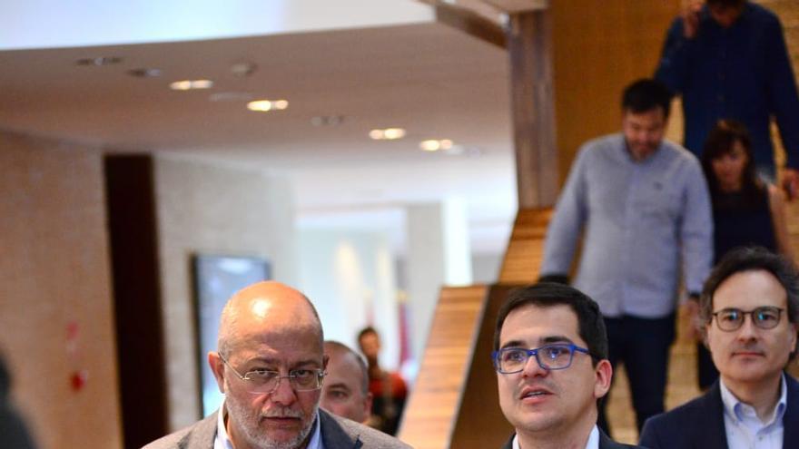 Igea tras la reunión con el PP