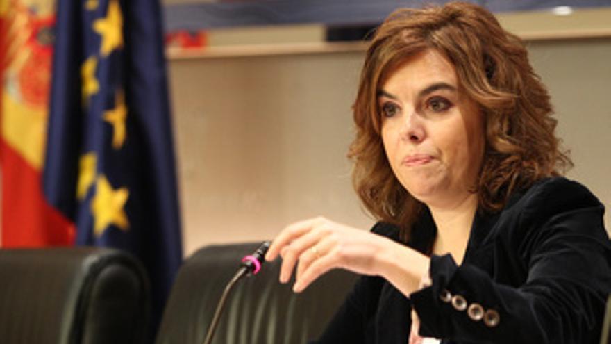RDP de Soraya Saéz de Santamaría
