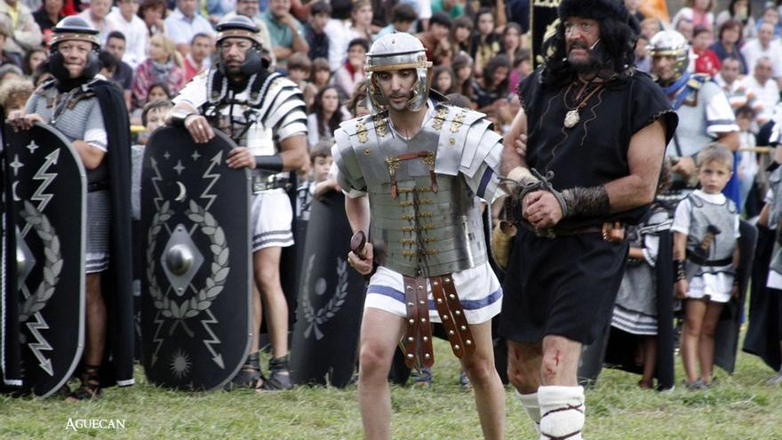 Roma toma las riendas de las Guerras Cántabras