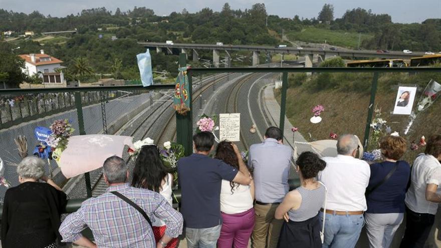 La CE desvincula el informe de la Agencia Ferroviaria Europea del accidente del Alvia en Galicia