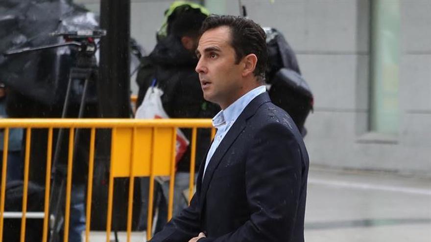 La Audiencia estudiará el 11 de septiembre la extradición de Falciani a Suiza