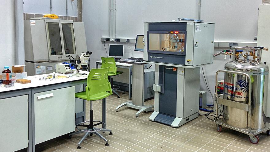 Laboratorio de la ULL