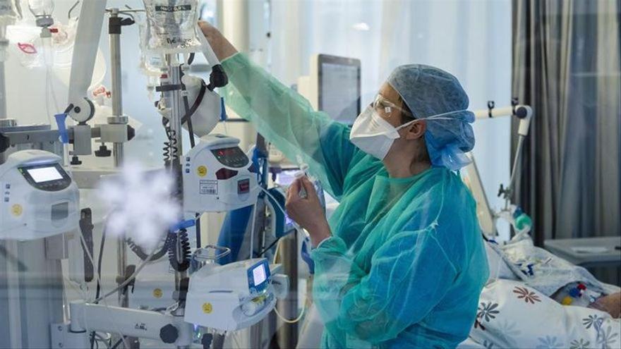 Las UCIs  de Canarias están al 54,4% de su capacidad con 279 pacientes, 86 con coronavirus