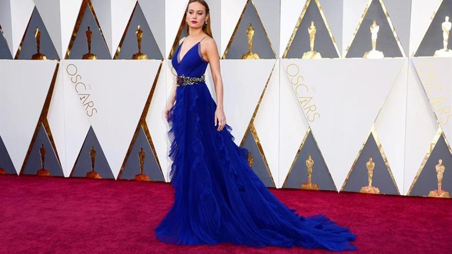 """Brie Larson será la primera mujer protagonista de Marvel con """"Captain Marvel"""""""