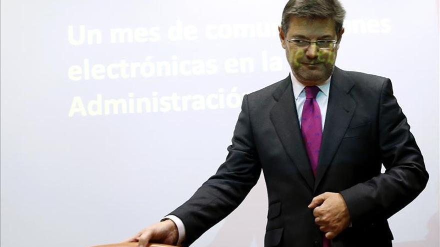 Catalá: El PP seguirá buscando la oportunidad de conformar un gobierno