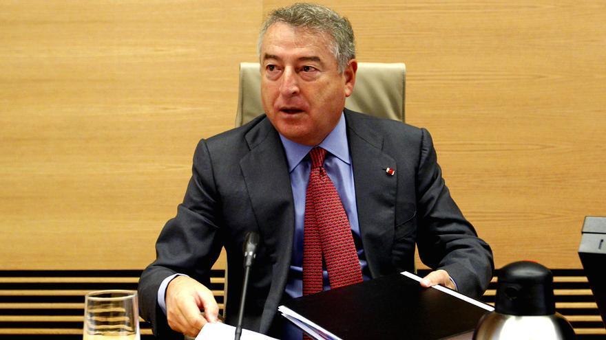 José Antonio Sánchez en la Comisión Mixta de Control Parlamentario de la Corporación RTVE