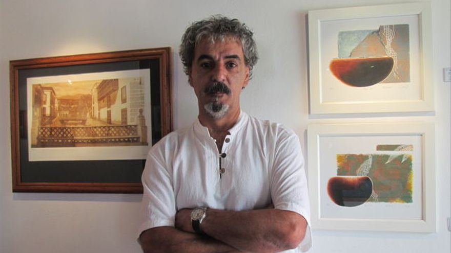 Alberto Cabrera.