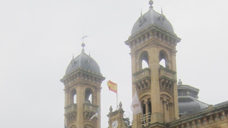 La banda municipal de txistularis de San Sebastián ofrece un concierto extraordinario este domingo en el Ayuntamiento