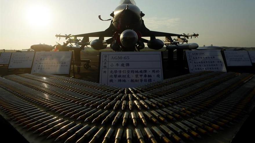 Taiwán denuncia los repetidos acercamientos de aviones militares chinos