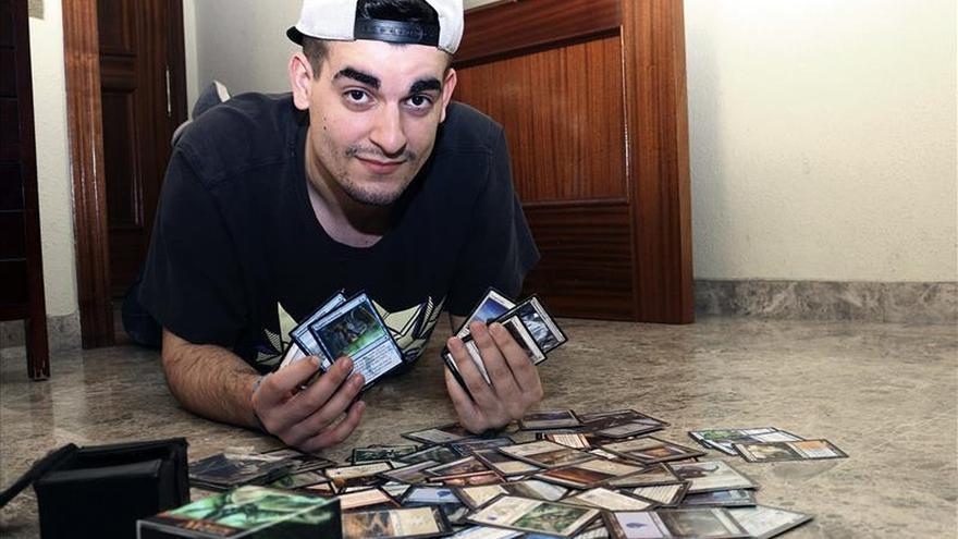 """La baraja fantástica del campeón del mundo de """"Magic"""""""
