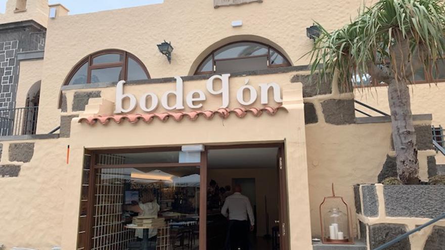 Bodegón del Pueblo Canario.