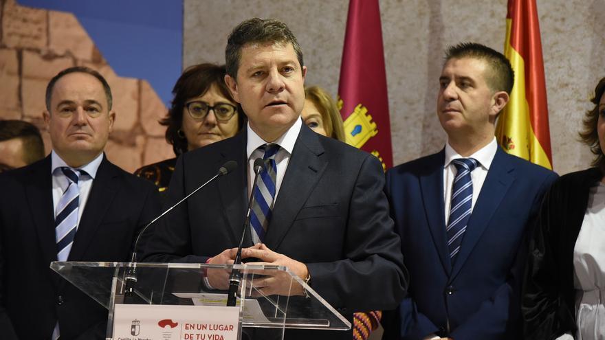 Emiliano García-Page en FITUR