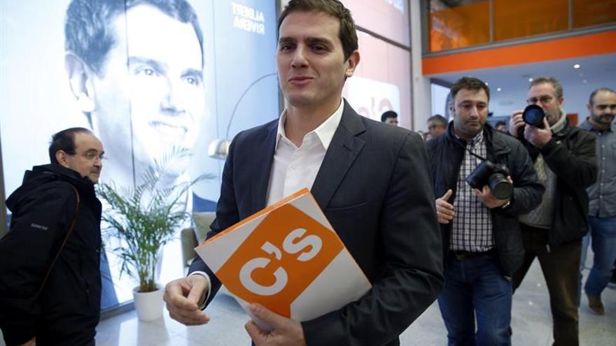 C's negocia un acuerdo para garantizar la independencia del Banco de España y la CNMV
