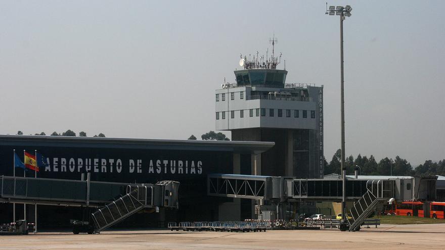 Aeropuerto de Asturias - Ranón / Javier Ortega Figueiral
