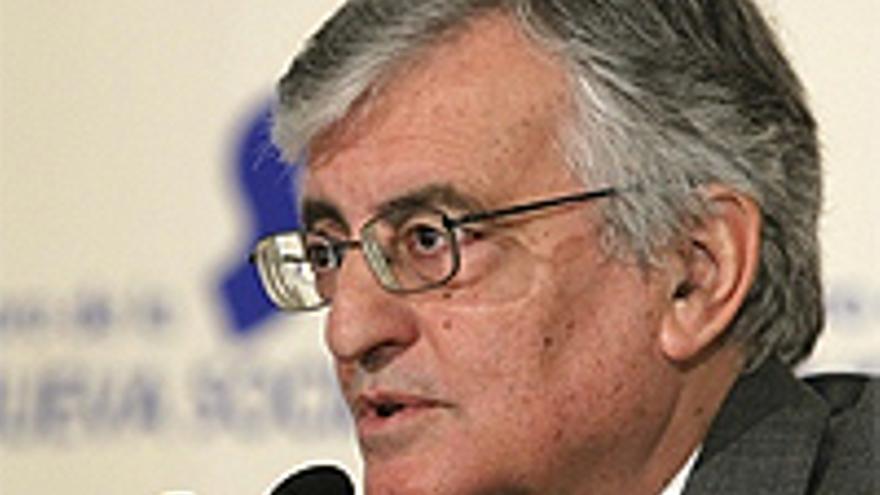 Eduardo Torres-Dulce, que estará este jueves en Las Palmas de Gran Canaria.