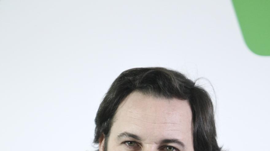 """Santiago Abascal cree prioritario que 'Vox' se implante """"cuanto antes"""" en el País Vasco y Cataluña"""