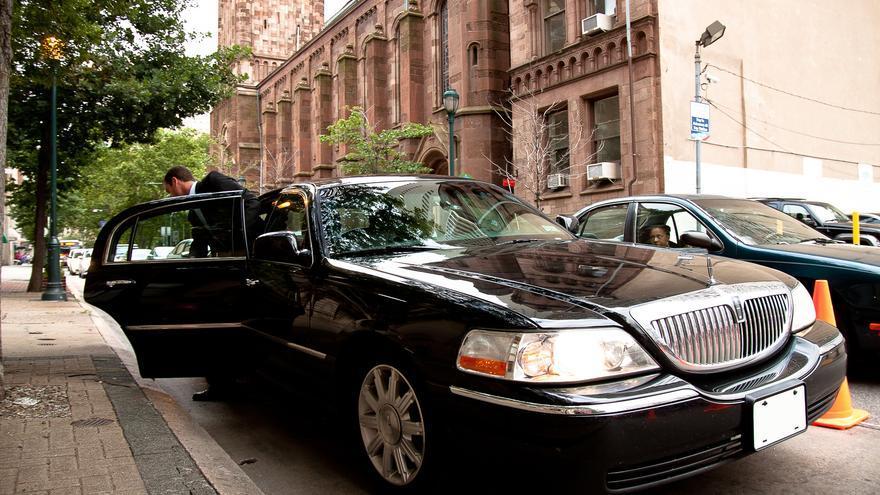 Chófer de Uber (Foto: UberPhilly | Flickr)