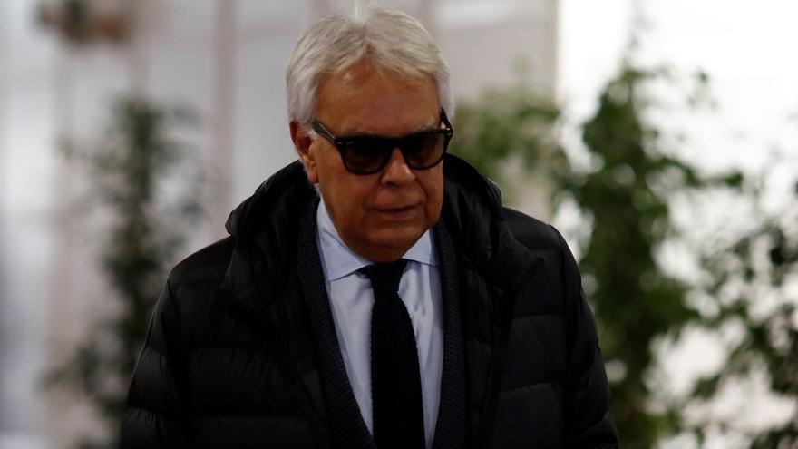 """Felipe González niega que haya un fenómeno de corrupción política y afirma que se trata de """"un descuido generalizado"""""""