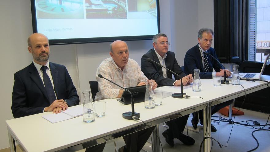 Un proyecto pionero aprovechará en Ansoáin la energía térmica de la red de abastecimiento de agua