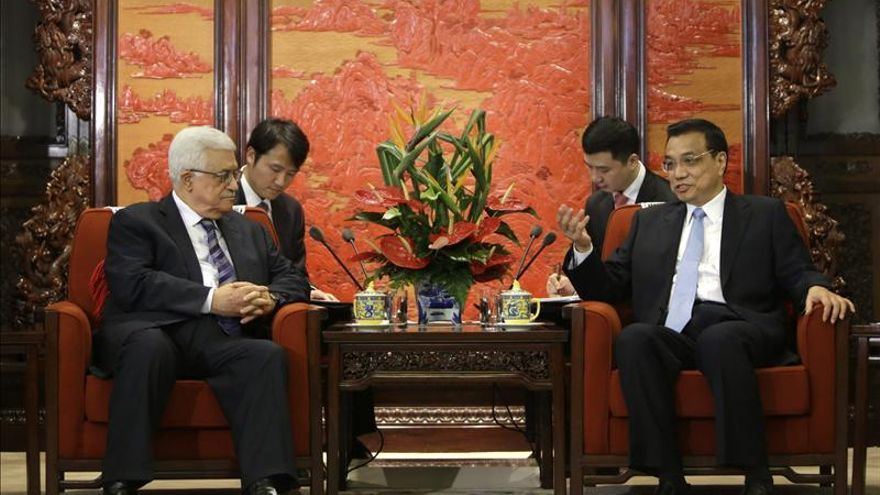 China fracasa en su intento de auspiciar un encuentro entre Abás y Netanyahu
