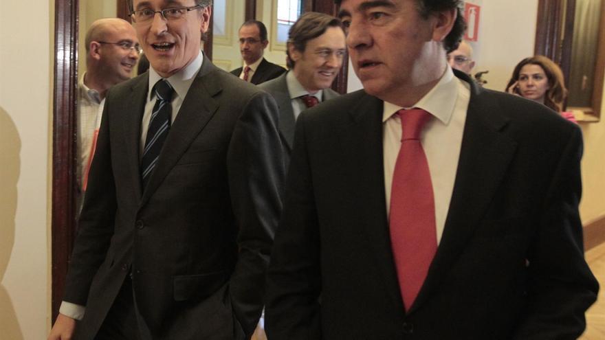 """El PP achaca el debate entre González y Montoro a que ya se está en """"una negociación pública"""" sobre la financiación"""
