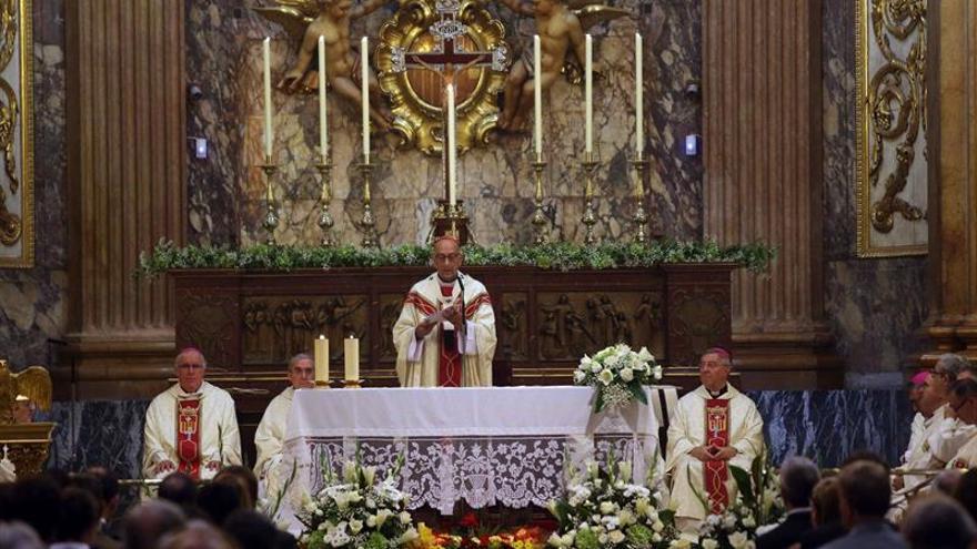 """El arzobispo de Barcelona pide """"seny"""" y no ser """"profetas de calamidades"""""""