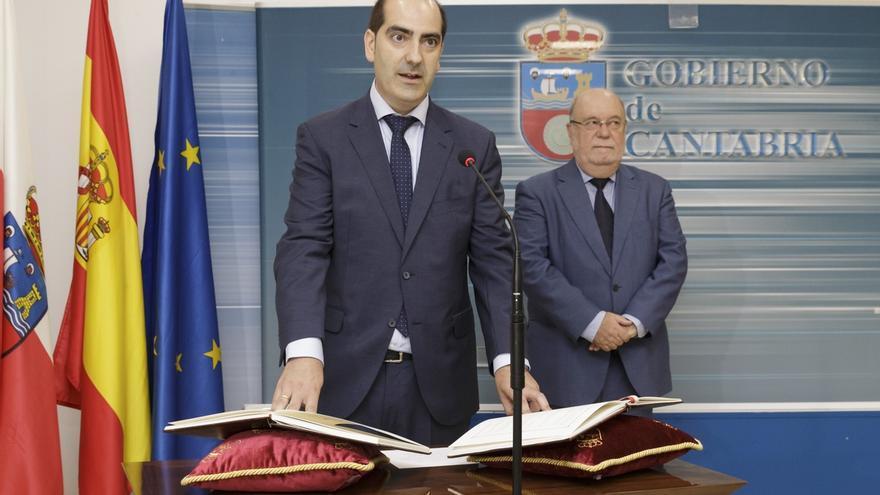 José Manuel Callejo Calderón toma posesión como nuevo director general del Servicio Cántabro de Empleo