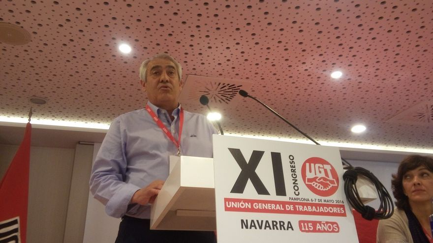 """Santos reclama la """"derogación inmediata de la reforma laboral"""" y ofrece al Gobierno """"recuperar el diálogo social"""""""