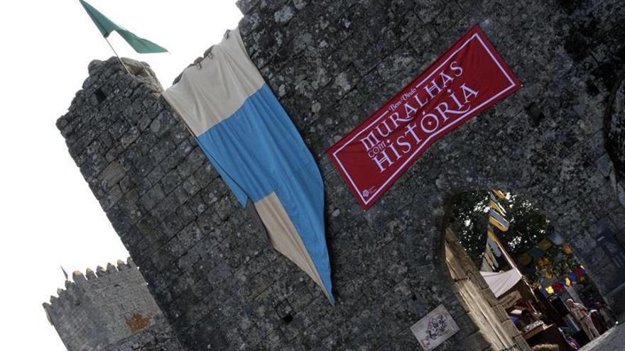 Sortelha, recinto amurallado deshabitado y referente del turismo hispanoluso