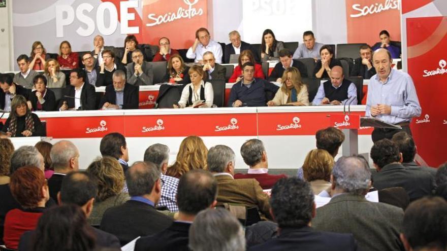 El PSOE valenciano, el primero en celebrar primarias abiertas el 9 de marzo