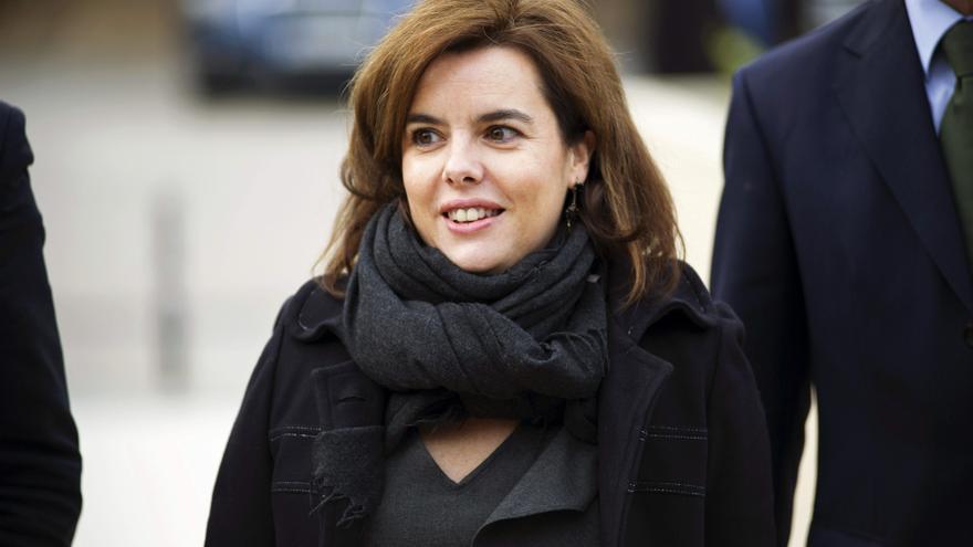 Sáenz de Santamaría explicará la relación Gobierno-Senado en el primer pleno
