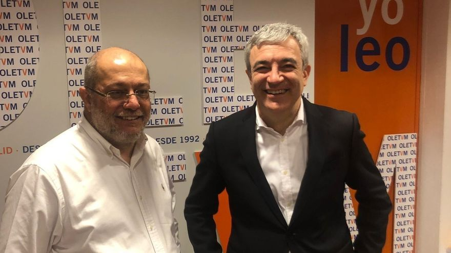 Garicano y tres diputados de Ciudadanos apoyarán esta semana al rival de Silvia Clemente en las primarias de CyL