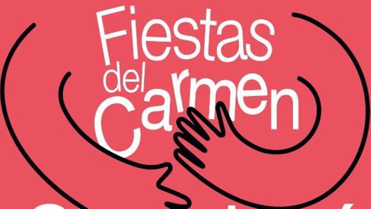 Cartel de las Fiestas del Carmen 2018