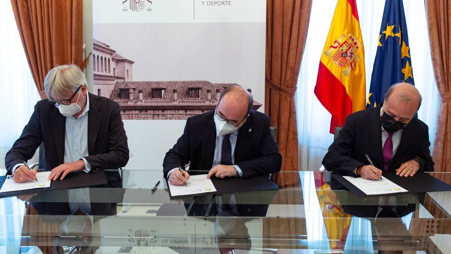 "España llevará a Fráncfort 2022 un ""programa literario de calidad"""
