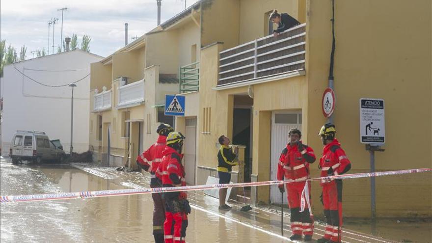 Bomberos avisaron a geriátrico de Agramunt del riesgo de inundación antes de la tragedia