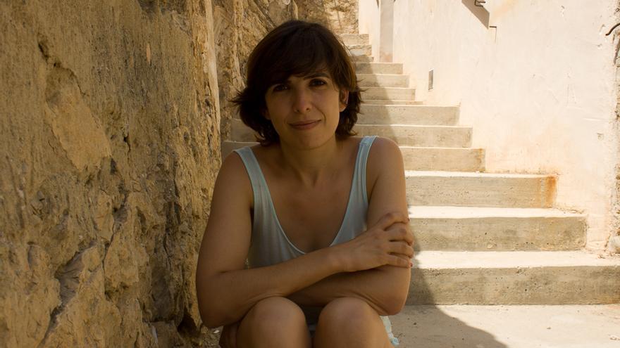 La cineasta lorquina afincada en Madrid, Silvia Rey