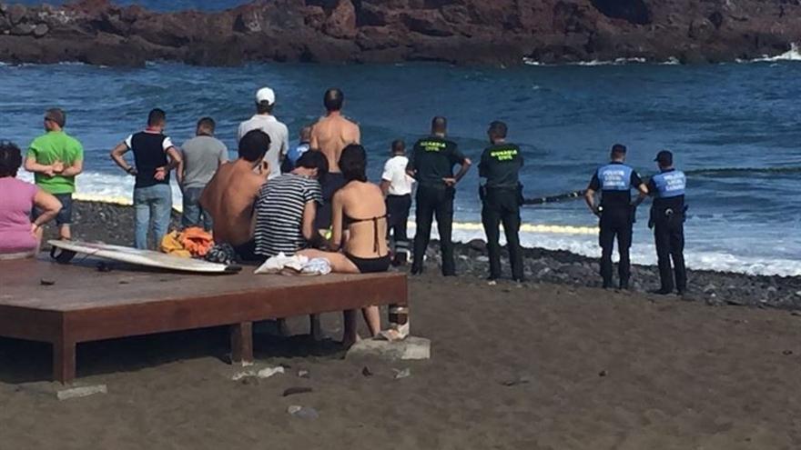 Canarias lidera las cifras de ahogamiento (Europa Press)