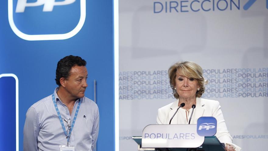 """Aguirre dice que tanto si es alcaldesa como si no seguirá defendiendo los """"valores liberal-conservadores"""""""