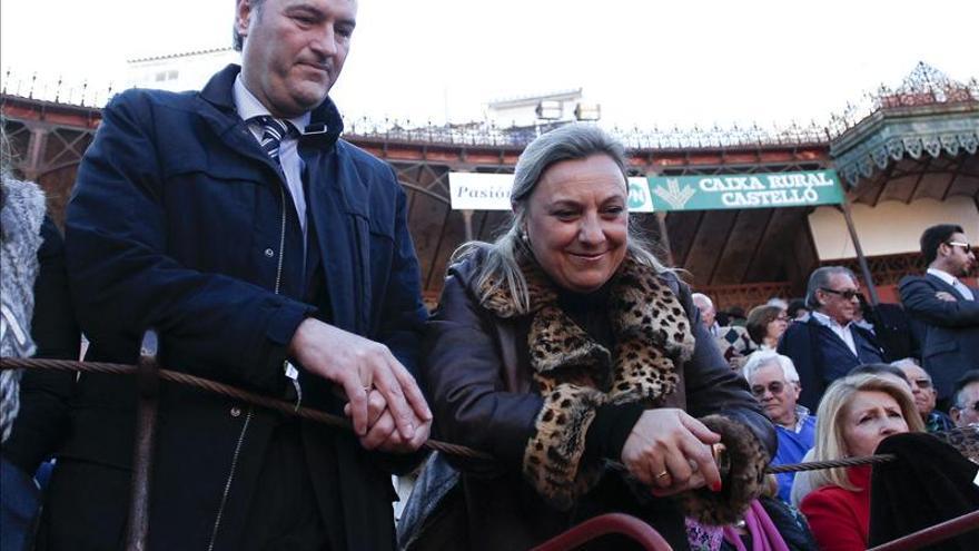 El presidente valenciano y su esposa se divorcian tras 21 años de matrimonio