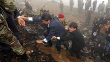 España recibirá de Turquía 16 años después nuevos restos de posibles víctimas sin identificar del Yak-42