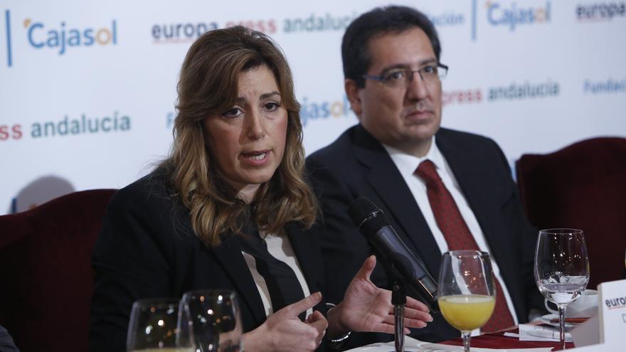 """Díaz espera que la """"disciplina de voto"""" del PP no se imponga a la """"conciencia"""" y pide la retirada de la ley"""