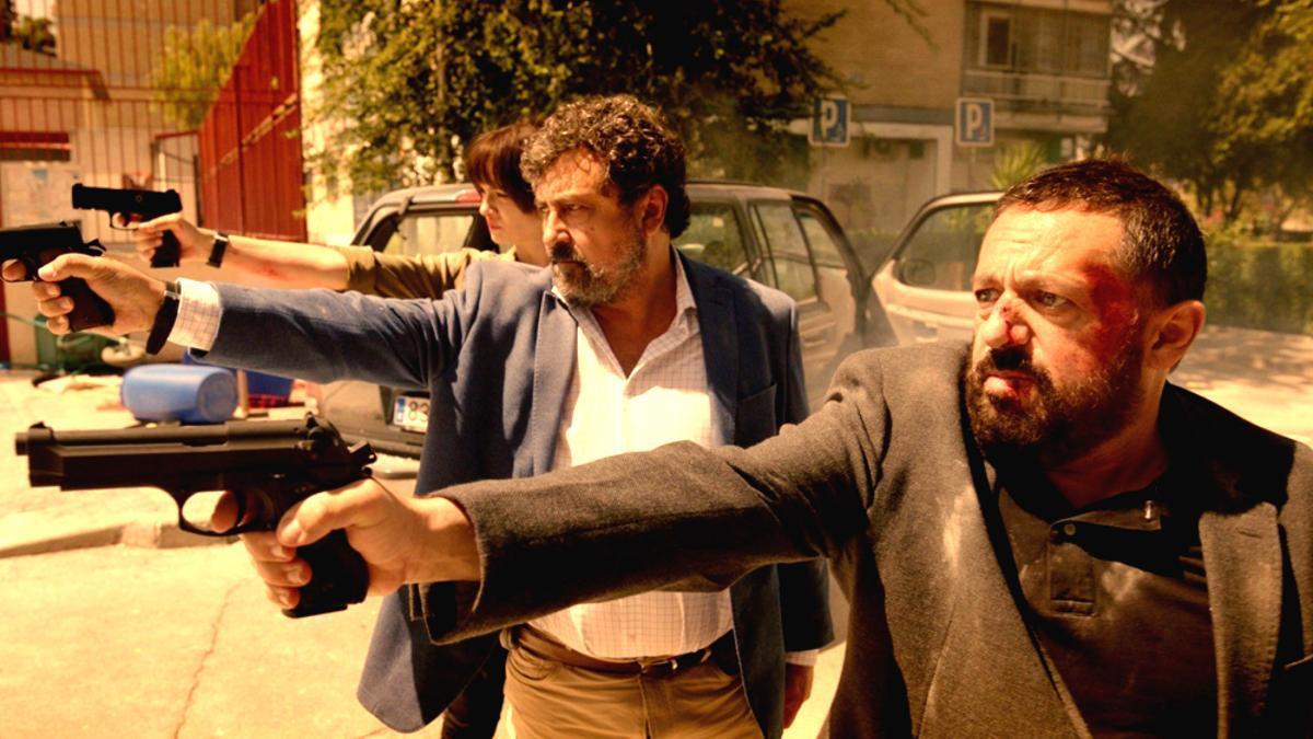 Imagen de la nueva temporada de 'Los hombres de Paco'
