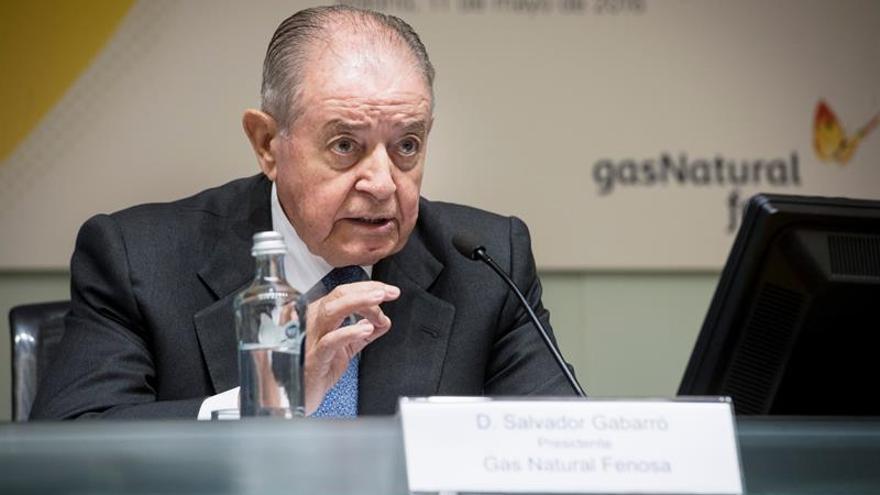 El mundo empresarial y político despide a Salvador Gabarró