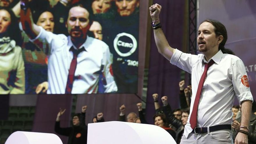 Juzgado, Docampo, Ramos y Sendón serán la voz de los círculos en Podemos