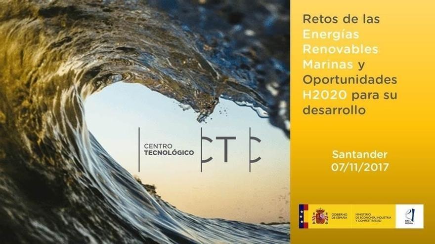 El CTC organiza una jornada sobre energías renovables marinas en el PCTCAN
