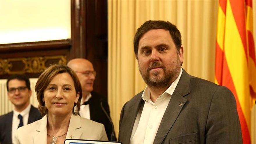 La CUP presentará enmienda a la totalidad a la propuesta de presupuestos de JxSí