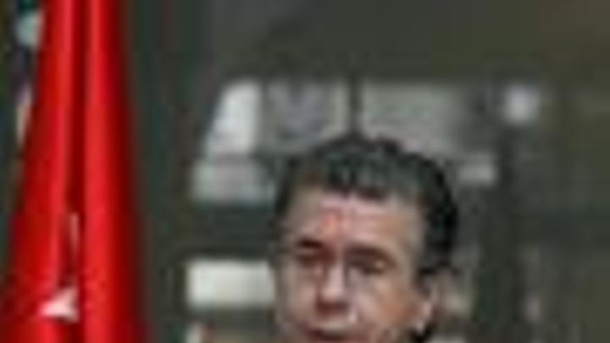 El secretario general del Partido Popular (PP) de Madrid, Francisco Granados