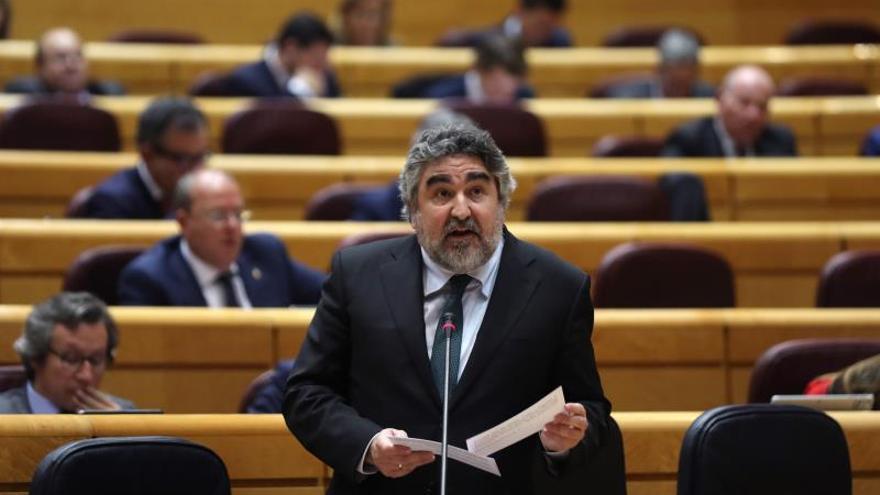 """La industria cultural acusa al ministro Uribes de """"crispar los ánimos"""""""