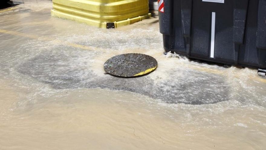 De la inundación en Julio Luengo #5