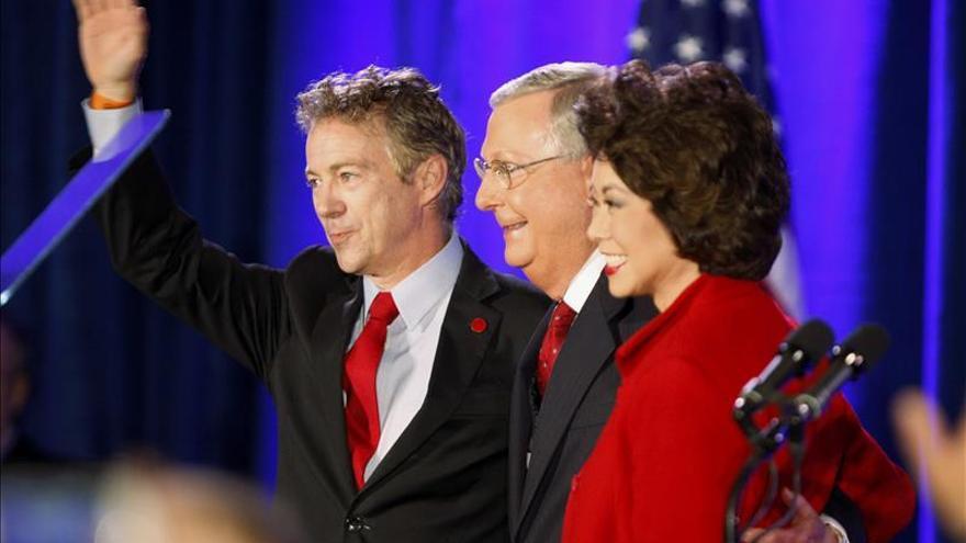 Los republicanos se hacen con el control del Congreso de Estados Unidos